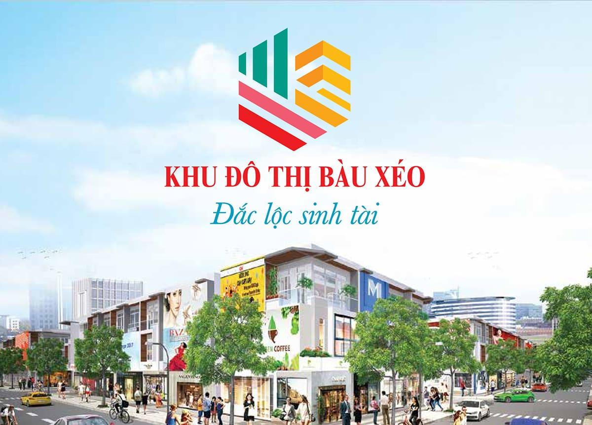Khu đô thị Bàu Xéo (Trảng Bom - Đồng Nai)