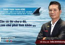 Ông Phạm Thanh Hưng (Shark Hưng) phó chủ tịch CEN GROUP