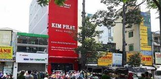 Trụ sở Công ty Địa Ốc Kim Phát