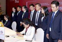 Thien Minh Group và Công ty Tây Hồ đã 'bắt tay' triển khai dự án hướng đến khách hàng là người nước ngoài sống và làm việc tại Bình Dương