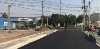 Một dự án đất nền tại Trường Lưu, Quận 9