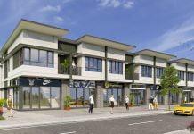 Mẫu nhà tại dự án Oasis City Mỹ Phước