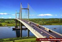 Cầu Cát Lái nối Nhơn Trạch (Đồng Nai) với Tp. Hồ Chí Minh