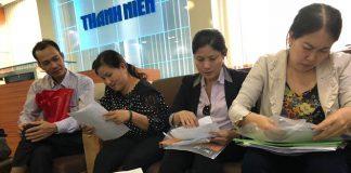 Khách hàng của Công ty Đại Việt kéo đến Báo Thanh Niên tố cáo chủ đầu tư này lừa đảo SƠN SƠN