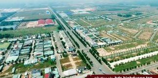 Xã Lai Uyên, huyện Bàu Bàng.
