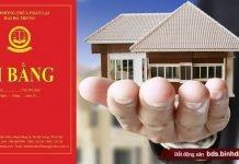 Lập vi bằng trong mua bán nhà đất