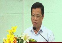 Ông Nguyễn Hồng Khanh, nguyên Bí thư thị xã Bến Cát đã bị bắt tạm giam.