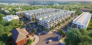 Phối cảnh dự án Lê Phong Bình Chuẩn