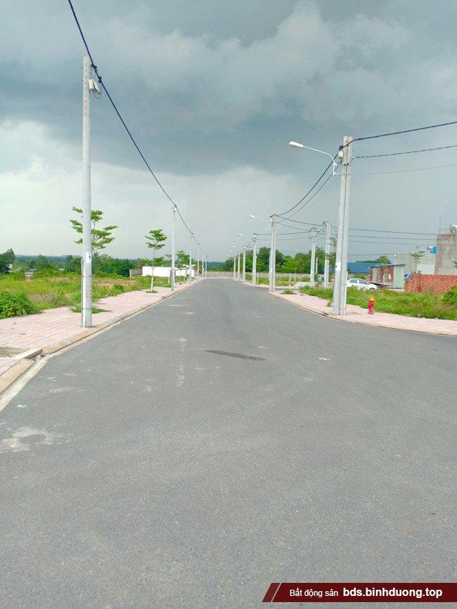 Hạ tầng dự án Lê Phong Thuận Giao được đầu tư bài bản