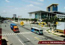 Thành phố mới Bình Dương với cơ sở hạ tầng đạt chuẩn quốc tế