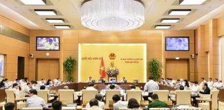Ủy ban Thường vụ Quốc hội đã biểu quyết thông qua thành phố Đồng Xoài thuộc tỉnh Bình Phước.
