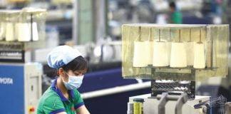 Công tác đối ngoại góp phần đưa nhiều dự án FDI trong lĩnh vực sản xuất đến Bình Dương. Ảnh: Lê Toàn