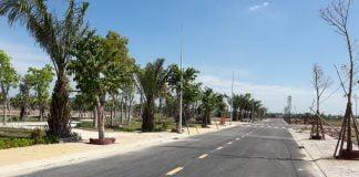 Thực tế dự án Mega City Bến Cát. Ảnh : bds.binhduong.top
