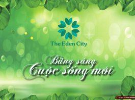 Dự án The Eden City Bình Dương