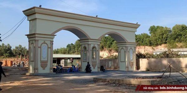 Thực tế dự án Khu đô thị Sài Gòn Center ngày 15/12/2018