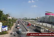 Thị trường bất động sản Thuận An - Bình Dương thu hút nhiều nhà đầu tư