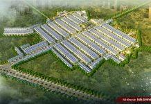 Phối cảnh dự án Hana Garden Mall (Khu nhà ở Bình Mỹ 2)