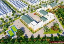 Tiện ích nội khu dự án Hana Garden Mall (Khu nhà ở Bình Mỹ 2)