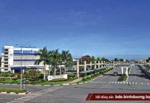 Khu công nghiệp VSIP 2 Bình Dương
