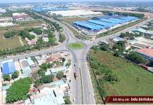 Hạ tầng phát triển kèm theo sự xuất hiện của các dự án nhà ở tại Tân Uyên