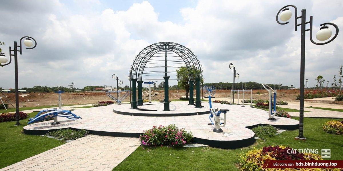Thực tế dự án Cát Tường Phú Hưng (Đồng Xoài, Bình Phước)