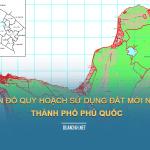 Tải về bản đồ quy hoạch sử dụng đất Thành phố Phú Quốc (Kiên Giang)