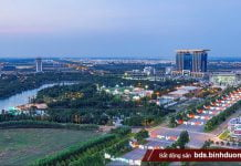 Thành phố mới Bình Dương Ảnh: Việt Hưng