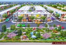 Phối cảnh công viên dự án Golden Future City