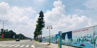 Dự án Khu đô thị Tân Phú (43ha) hiện tại Kim Oanh Group đang làm chủ đầu tư