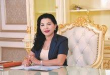 Bà Đặng Thị Kim Oanh, Tổng giám đốc Công ty CP Dịch vụ Thương mại Kim Oanh (Kim Oanh Group)