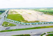 Dự án Khu đô thị Tân Phú trong vụ chuyển nhượng 43ha đất công với giâ bèo