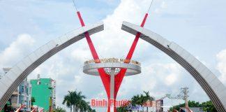 Dự án khu đô thị mới nằm ngay cạnh Khu công nghiệp Minh Hưng 3