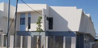 Thực tế dự án Eco Home Mỹ Phước