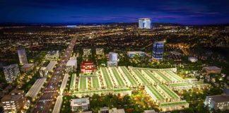 Tổng thể dự án Green City Phú Giáo (Phương Trường An 5)