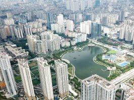 CBRE dự báo, Hà Nội dự kiến chào đón lượng nguồn cung bất động sản dồi dào. Ảnh: Lê Tiên