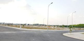Toàn cảnh Khu nhà ở Vĩnh Tân (New Town 9) ngày 31/01/2020