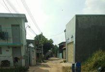 Cần bán gấp 95m2 đất ngay chợ Nhật Huy (Phường Hòa Lợi, Tx Bên Cát), có thổ cư 70m2 giá rẻ