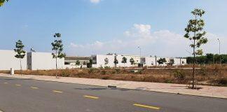 Thực tế dự án Khu nhà ở Hội Nghĩa tháng 01/2020