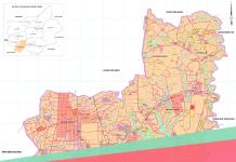 Bản đồ kết hoạch sử dụng đất huyện Chơn Thành (Bình Phước) cập nhật mới nhất