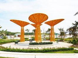 Thực tế dự án Đức Phát 3 (Dream City) Bàu Bàng tháng 02/2020