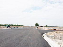 Thực tế dự án Nam An New City Bàu Bàng tháng 02/2020