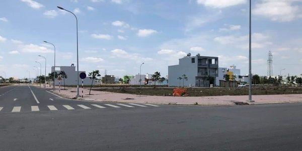 Thực tế hạ tầng tại dự án Phố thương mại Lộc Phát đã hoàn thiện 100%