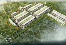 Phối cảnh dự án Diamond City Bình Dương