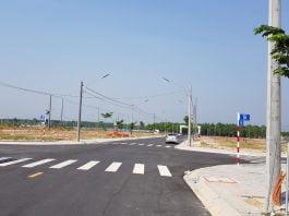 Thực tế dự án Phố thương mại Lộc Phát Bàu Bàng tháng 03/2020