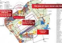 Đất nền vùng ven Sân bay quốc tế Long Thành, tiềm năng rất lớn trong tương lai