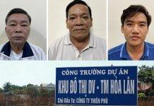 Tạm giam lãnh đạo Công ty Thiên Phú lừa đảo chiếm đoạt tài sản