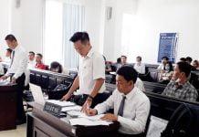 Hình ảnh vụ xét xử KDC Hòa Lân