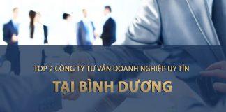 Top 2 công ty tư vấn, thành lập doanh nghiệp uy tín tại Bình Dương