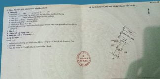 Cần bán 100m2 đất thuộc block D43, Tái định cư Phú Chánh D