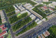 Dự án VITA RIVERSIDE (P. Vĩnh Tân, Tx Tân Uyên, T. Bình Dương)